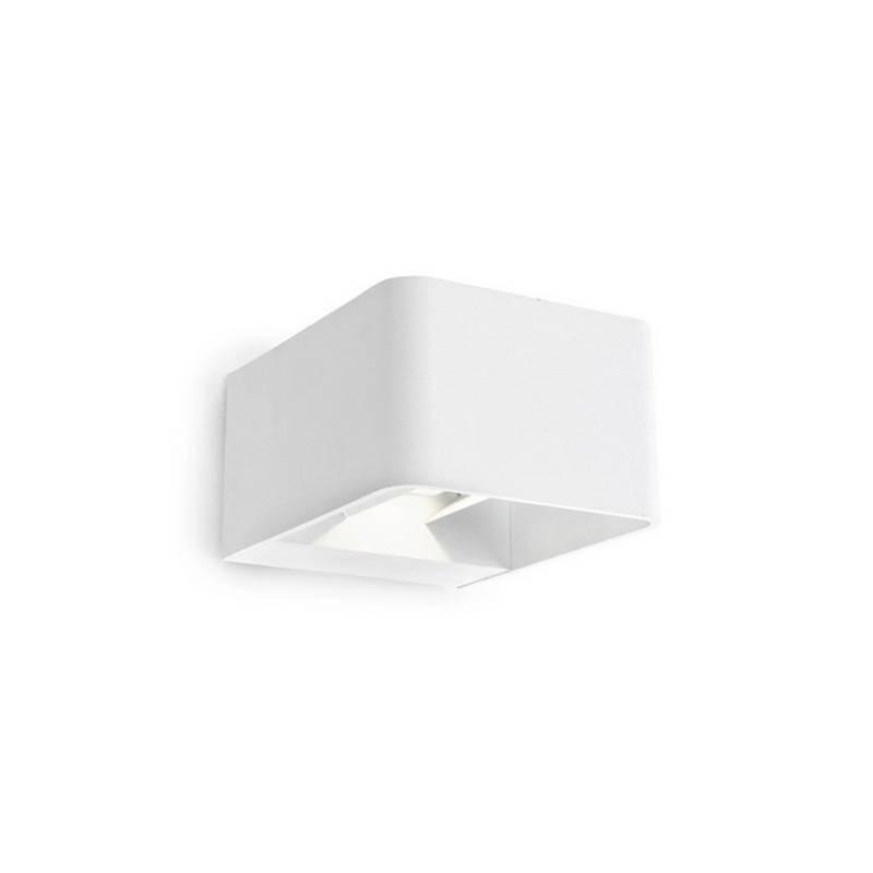 Apliques para Exterior WILSON LED P Aluminio Blanco
