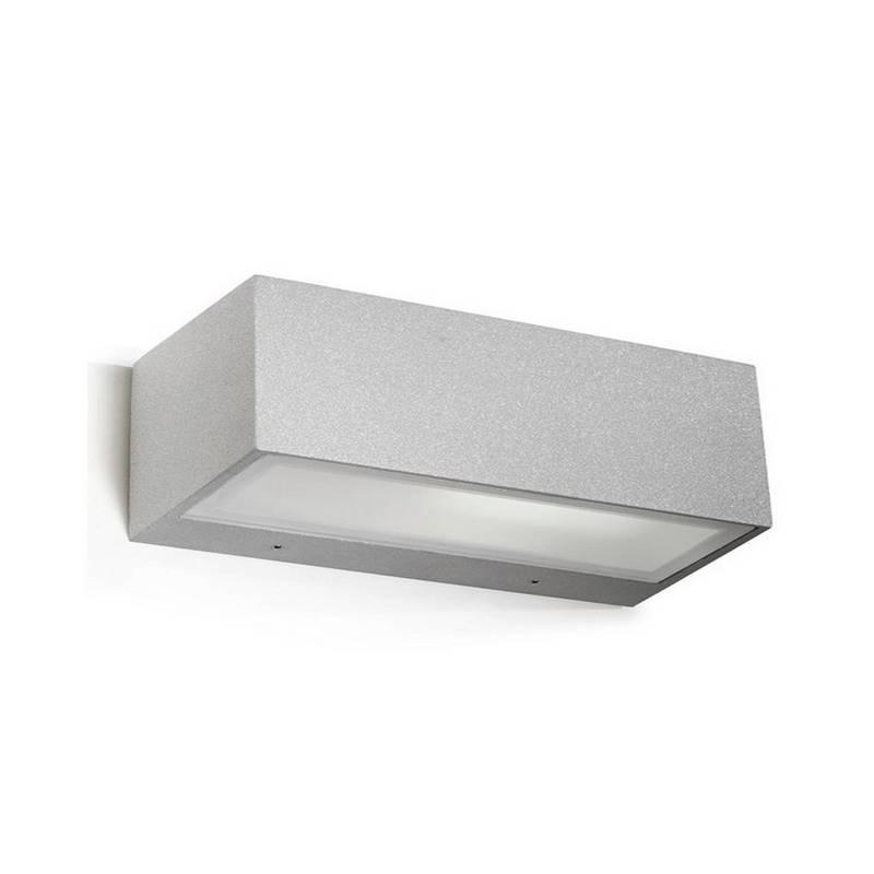 Apliques de Exterior LED 5W Leds C4 NEMESIS 3000K Gris