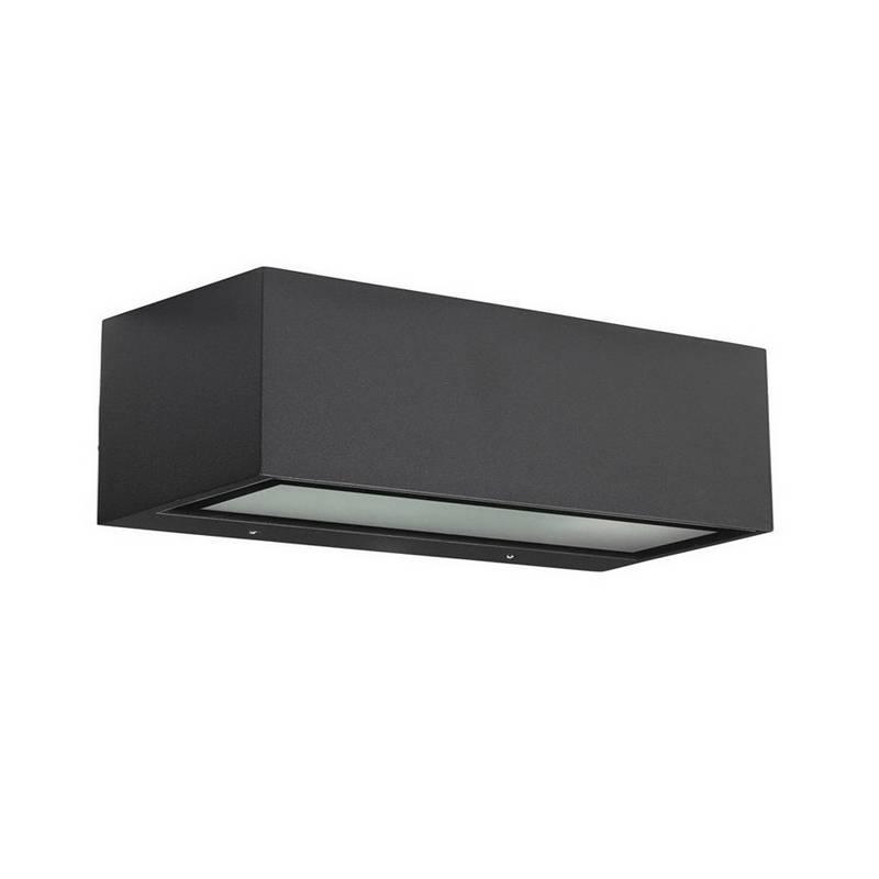Apliques de Exterior LED 5W Leds C4 NEMESIS 3000K Gris Urbano