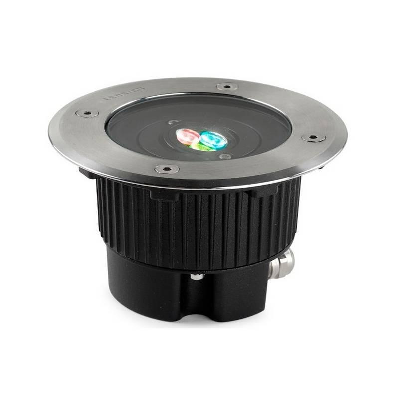 Lámpara Empotrable LED 6W Leds C4 GEA RGB Easy+ Circular Ø13 cm
