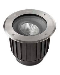 Lámpara Empotrable LED 16W Leds C4 GEA 3000K AISI 316 Circular Ø18,5 cm