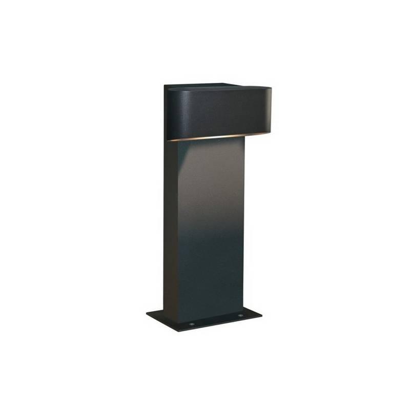 Balizas de Exterior LED 5W Leds C4 DIAGO 3000K 50 cm Gris Urbano