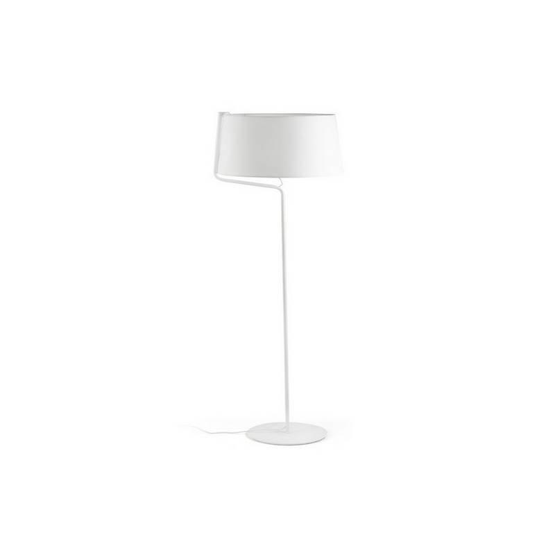 Lámparas Faro BERNI PIE DE SALON BLANCO E27 20W