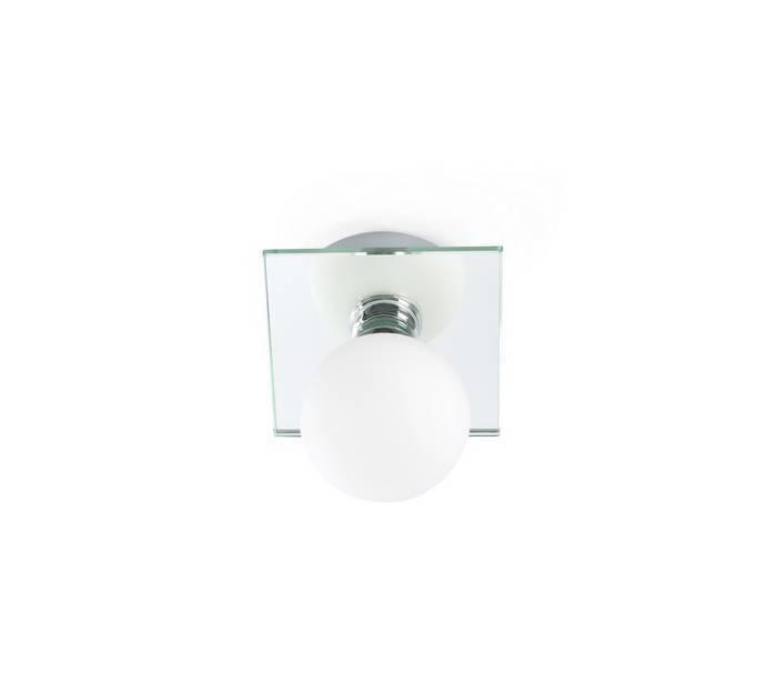 lmparas de bao faro lass aplique espejo xg w with lamparas de bano