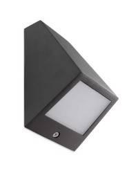 Lampara APLIQUE ANGLE 12 x LED SAMSUNG 3W  GRIS URBANO Leds C4