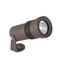 Lampara FOCO MICRO 1 x LED CREE 3W  MARRON Leds C4