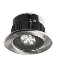Lampara EMPOTRABLE DE TECHO GEA 9 x LED PHILIPS 18W PULID Leds C4