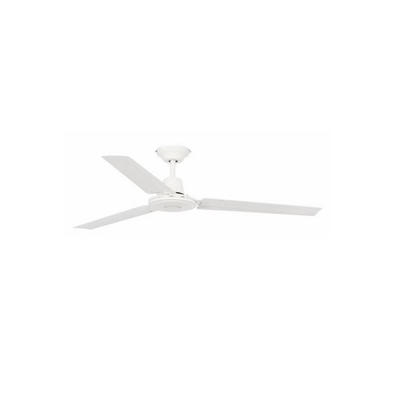 Ventilador de techo Blanco con mando regulador modelo Eco Indus