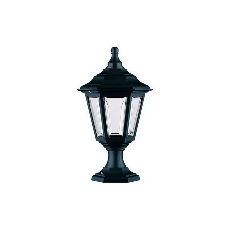 Lámpara Sobremuro para Exterior CLIC-CLAC 6 IP44 E27 60W Blanco