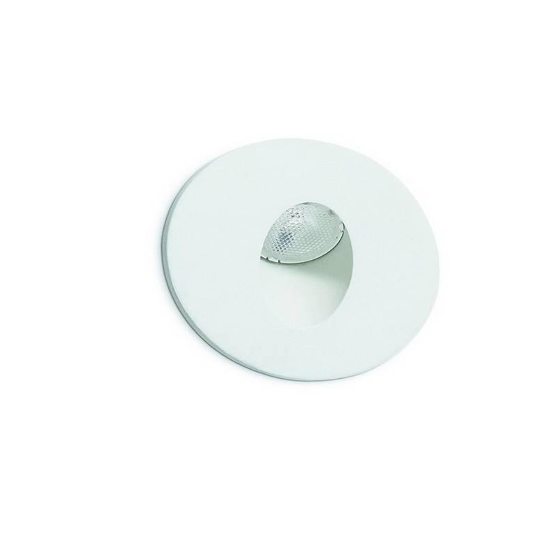 Lámpara empotrable  LIGUR IP44 LED 3W 160lm blanco 3000K