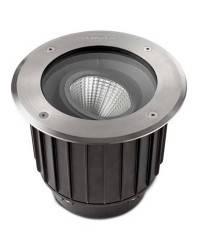 Lámpara Empotrable LED 16W Leds C4 GEA 2700K AISI 316 Circular Ø18,5 cm