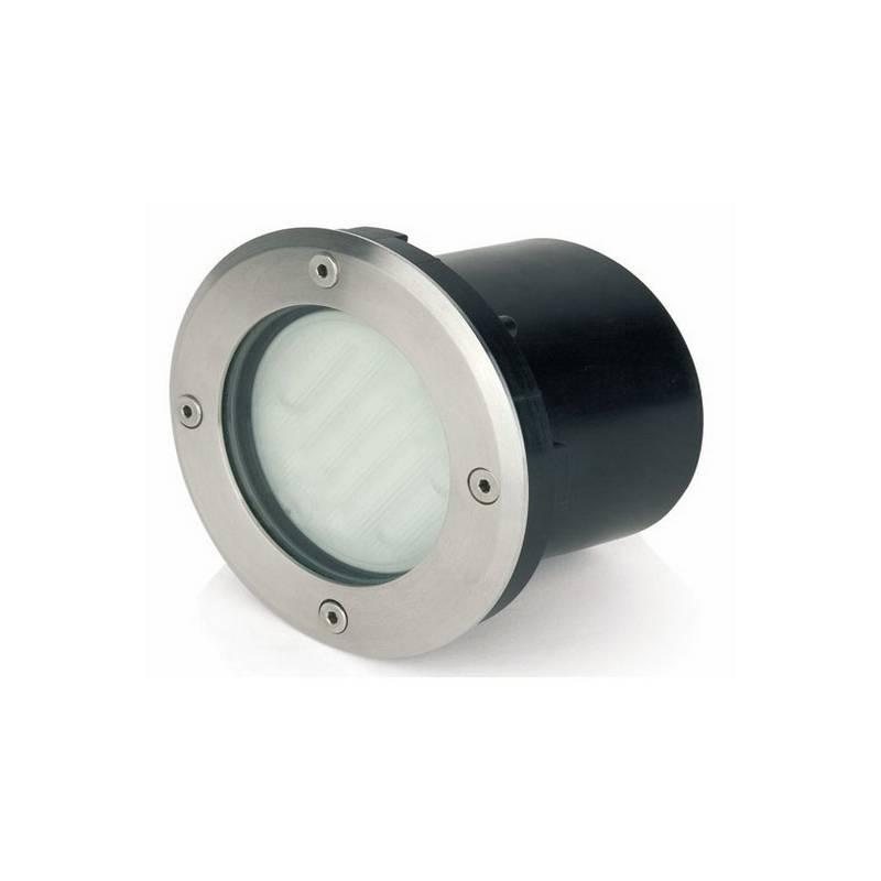 Lámpara Empotrable Acero inoxidable LIO para Exterior color Inoxidable GX53