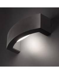 Aplique de aluminio Iny. ANCORA Exterior Gris Oscuro E27
