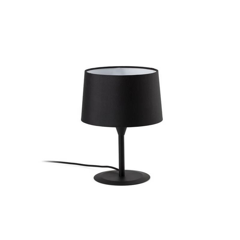 Lámparas Faro Conga Minism Negro P. E27 Ø215*160*Ø190 Negra