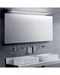 Aplique de aluminio ARCOS Antracita Mate ambiente halógeno de pared