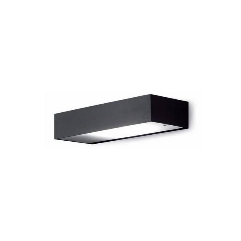 Aplique de aluminio APOLO-IP65 Blanco ambiente bajo consumo de pared