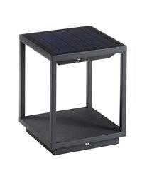 Baliza Solar SOLEI IP54 LED 3,5W 300lm Antracita DOPO 853B-L01X1K-04
