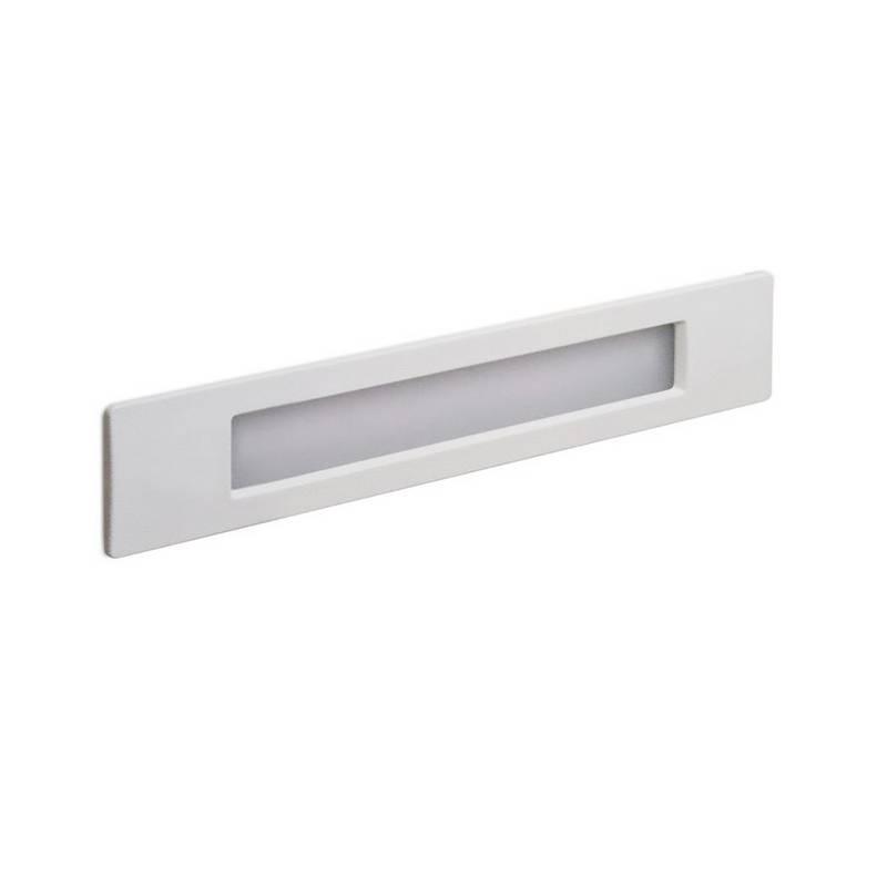 Lámpara empotrable para exterior Pared WIND IP55 LED R7s 11W 3000K Blanco DOPO 949A-L3111A-01