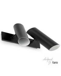 Aplique de pared de Acero LINK para Interior Blanco 2L GU10