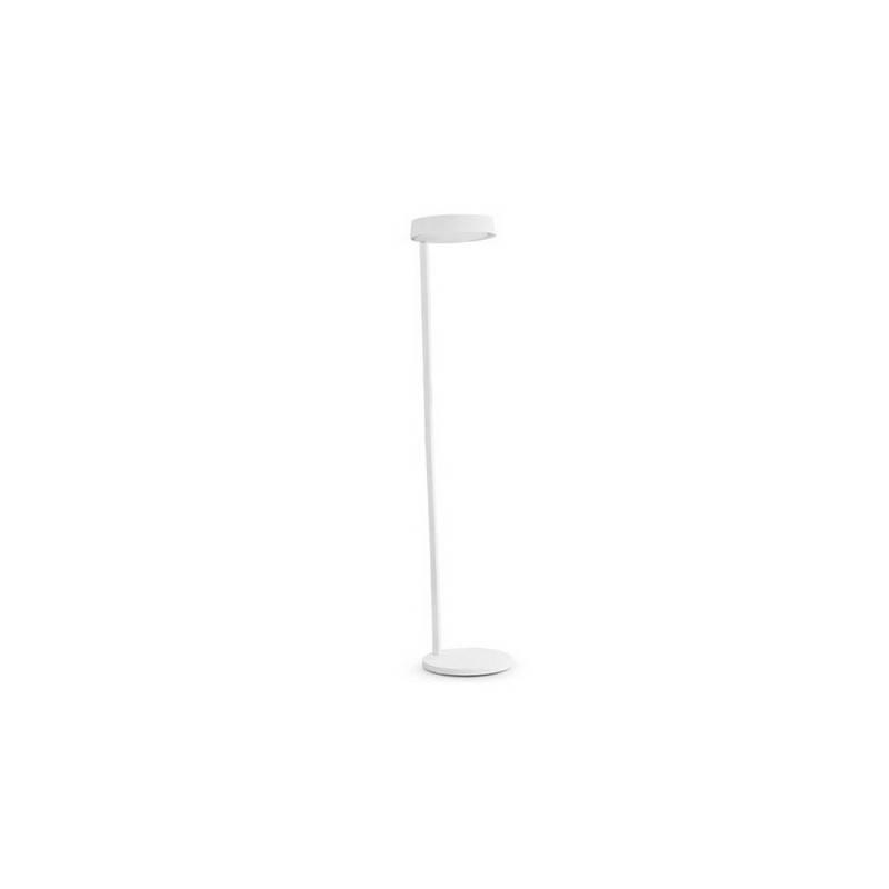 Lámpara pie de salón de Metal NEXO para interior Blanco Mate E27