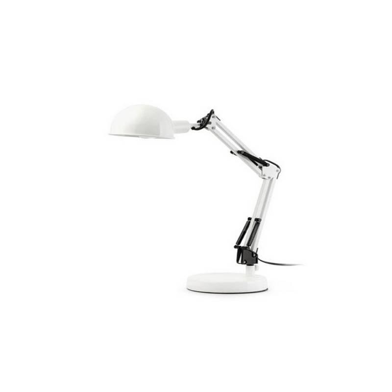 Lámpara sobremesa de Metal BAOBAB para interior Blanco E14