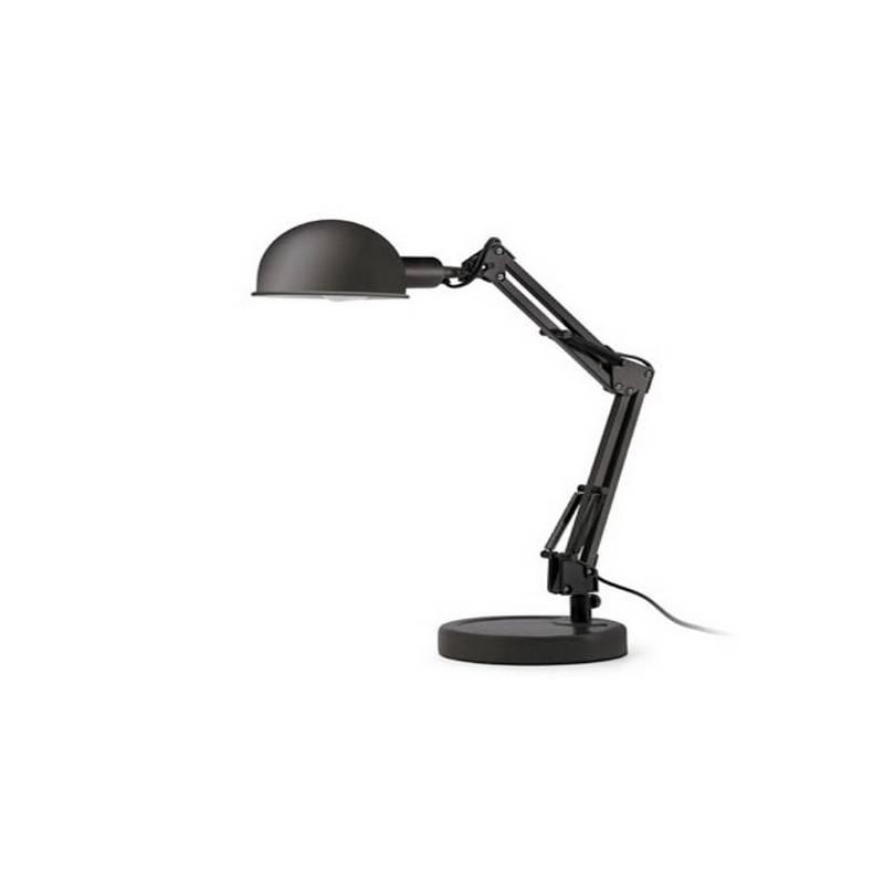Lámpara sobremesa de Metal BAOBAB para interior Negro E14