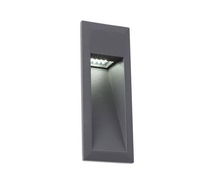Distribuidores mayoristas de iluminaci n luz empotrable for Luz de led para exterior