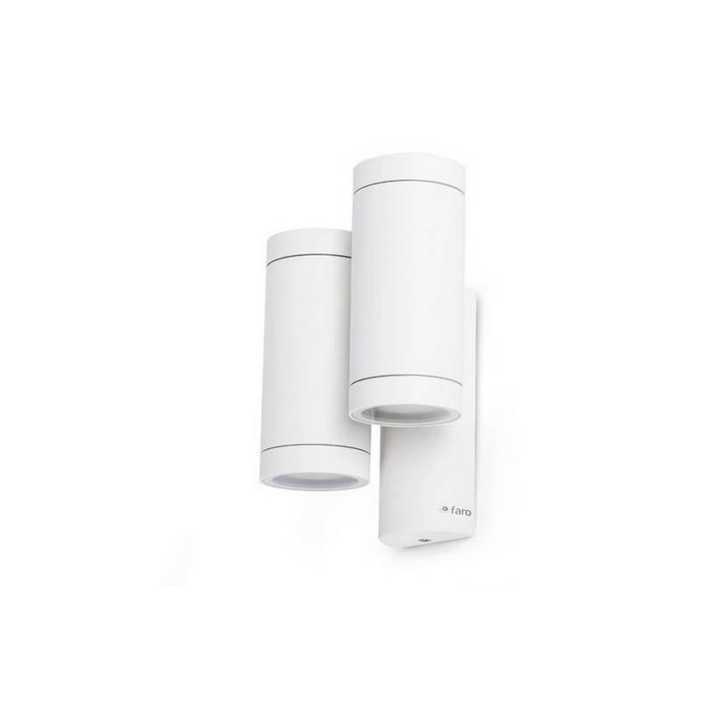 Aplique de Aluminio Inyectado STEPS Exterior Blanco