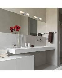 Aplique de Aluminio LAOS-2 Interior/Baño Cromo