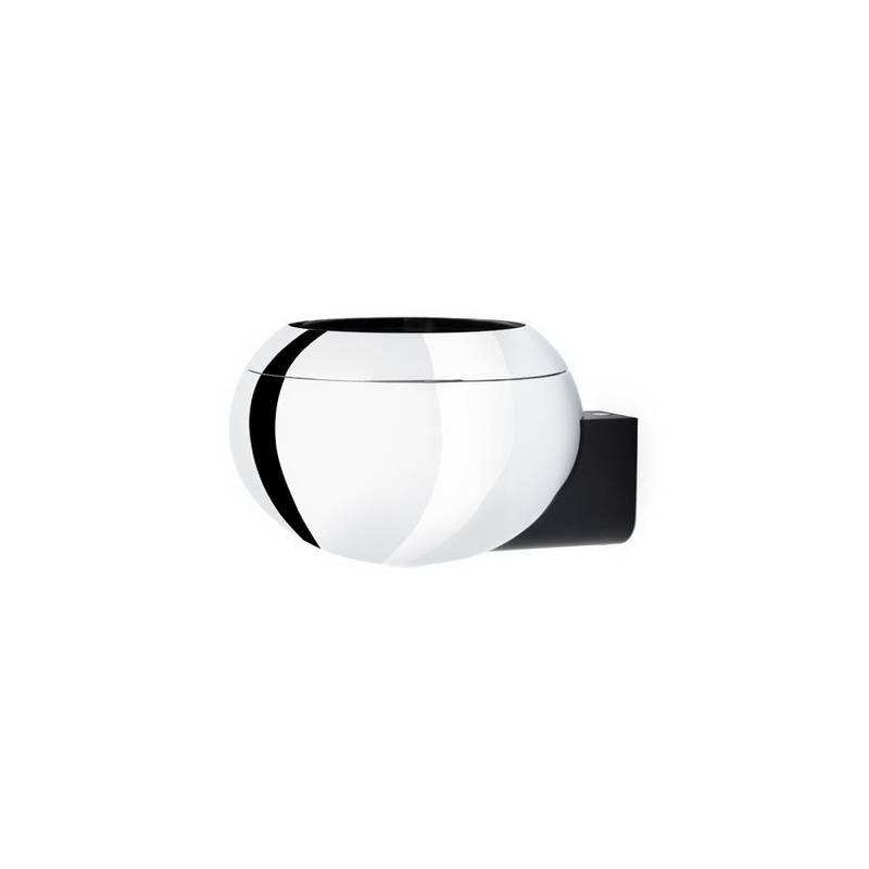 Aplique de Aluminio/Acero BALL Interior Cromado LED