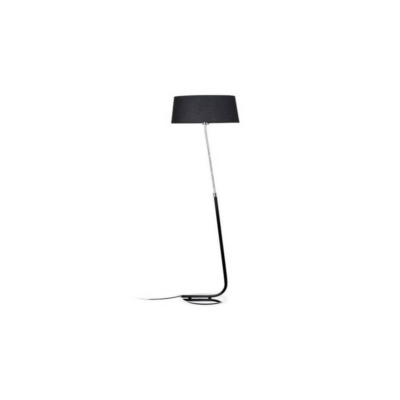 Lámpara de Pie de Salón de Metal HOTEL Interior Negro