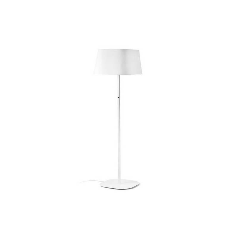 Lámpara Pie/Salón de Metal SWEET Interior Blanco