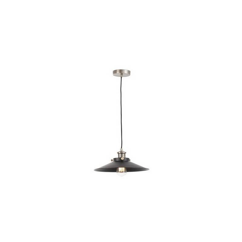 Lámpara Colgante de Metal MARLIN Interior Negra