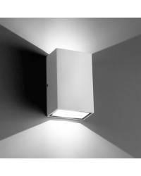 Aplique para exterior FARO LING LED Blanco
