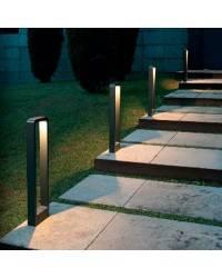 Baliza para exterior FARO DAS COB LED Gris Oscuro 2