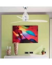 Ventilador de techo FARO MINI ETERFAN LED Cromado