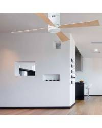 Ventilador de techo FARO TIMOR LED Blanco