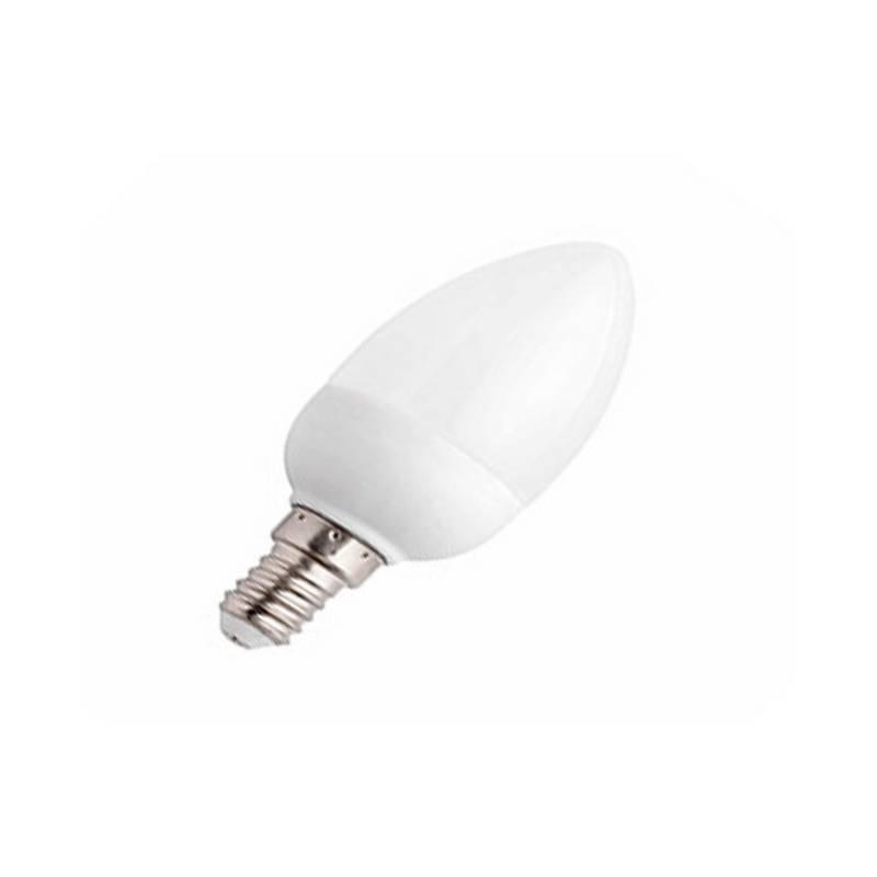 Bombilla LED E14 Vela Filamento 2W  170Lm  2700K