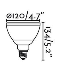 Bombilla LED GU10 8W 450Lm 4000K