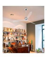 Ventiladores de techo Faro JUST FAN cromado