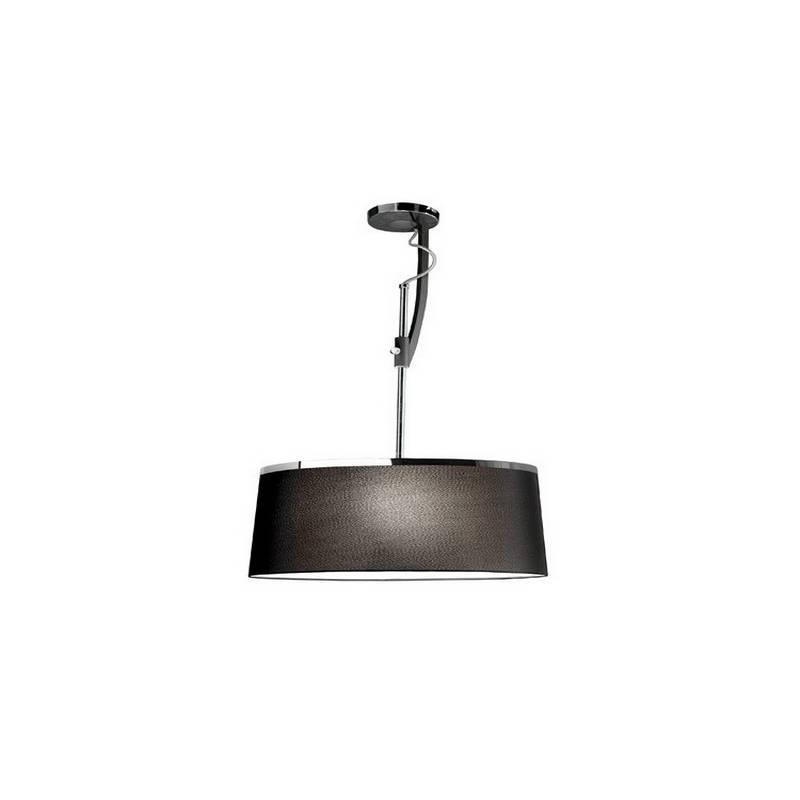 Lámpara Colgante VIRGINIA Negro
