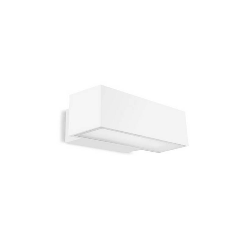 Apliques para Exterior AFRODITA-3-G Blanco 26W Fluorescente