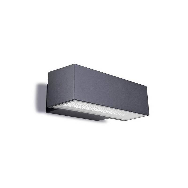 Apliques para Exterior AFRODITA-3-P Gris Urbano 26W Fluorescente