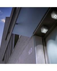 Plafones para Exterior AFRODITA LED Gris