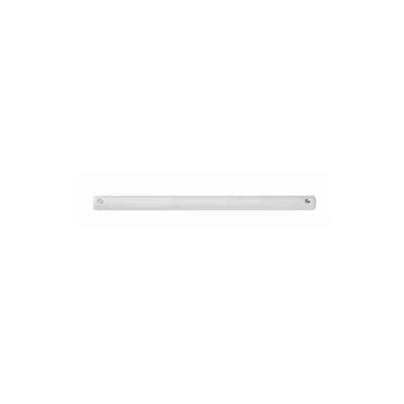 Tija - Extensión de 450mm para Ventilador de Techo Blanco