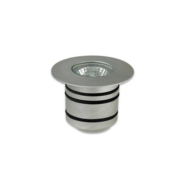 Luces Empotrables de Suelo GEA Aluminio Anodizado 20W